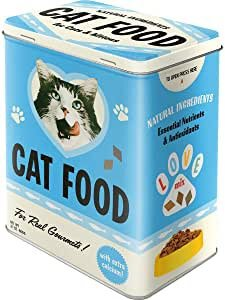 Vorratsdose Cat Food 3 l